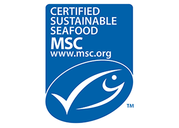 logo certified sustainable seafood msc