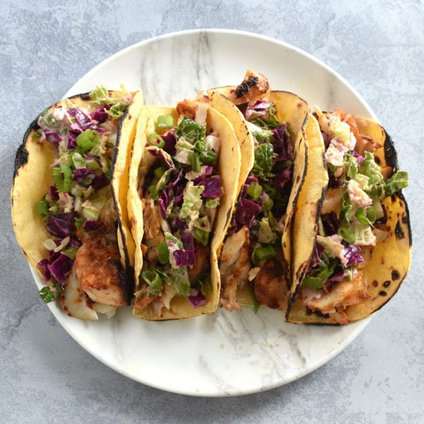 blue circle foods blackened cod tacos recipe