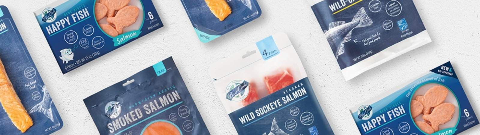 blue circle food products